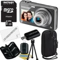 Samsung ST700 16.1MP Digital Camera with 16GB Bundle