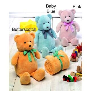 Zambaiti Teddy Baby Blanket
