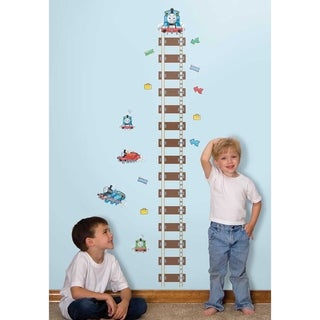 Thomas & Friends Peel & Stick Growth Chart Wall Decals