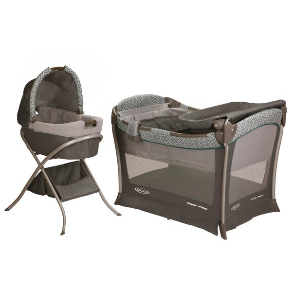 Graco Day2Night Sleep System Playard Set in Ardmore