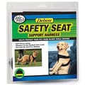 Four Paws Black Small Deluxe Safety Seat Support Harness