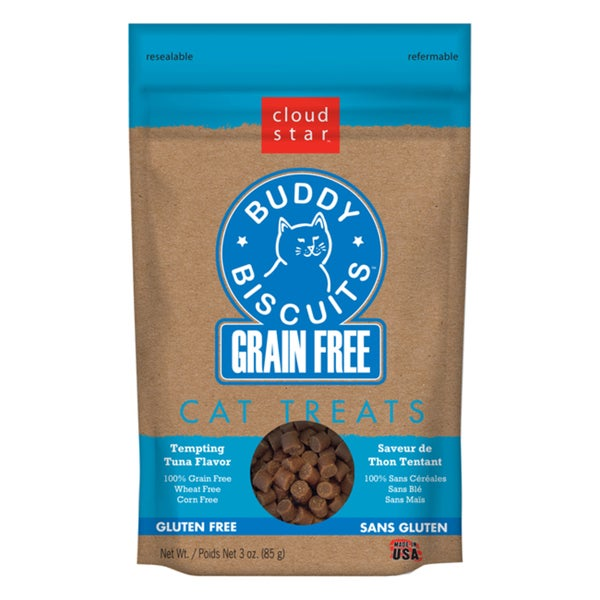 Cloud Star Tuna Grain Free Pet Biscuits