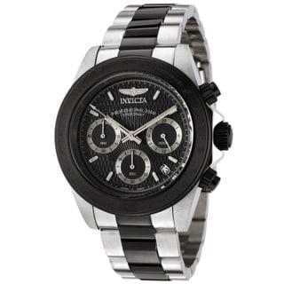 Invicta Men's 'Speedway' Two-Tone Watch