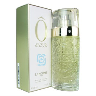 Lancome O dAzur Women's 2.5-ounce Eau de Toilette Spray
