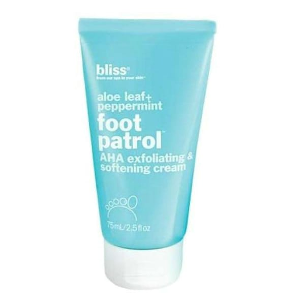 Bliss Aloe Leaf + Peppermint 2.5-ounce Foot Patrol