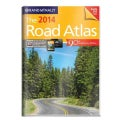 The Rand McNally Road Atlas 2014, United States, Canada, Mexico (Paperback)