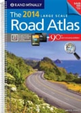 Rand Mcnally Large Scale Road Atlas 2014: United States (Paperback)