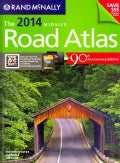 Rand Mcnally 2014 Midsize Road Atlas (Paperback)