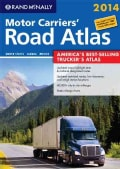 Rand McNally 2014 Motor Carriers' Road Atlas: United States, Canada, Mexico (Paperback)
