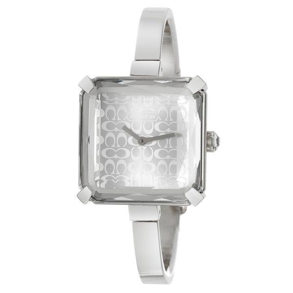 Coach Women's 'Cocktail' Stainless Steel Swiss Quartz Watch