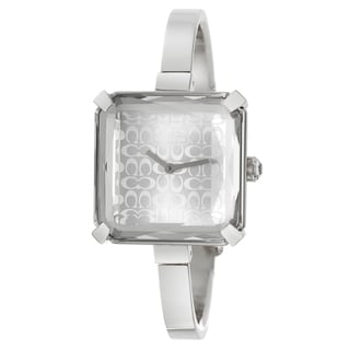 Coach Women's 'Cocktail' Stainless Steel Swiss Quartz Watch
