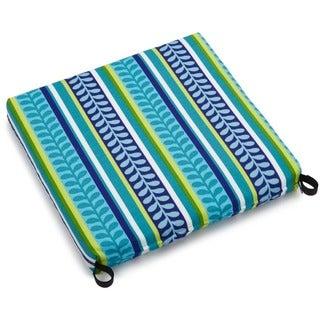 Blazing Needles 19-inch Spun Poly Outdoor Chair/ Rocker Cushion