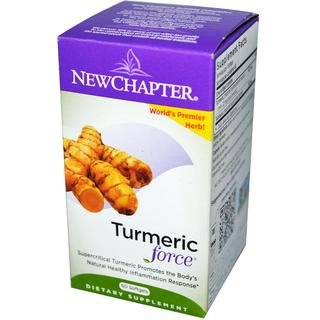 New Chapter Turmeric Force (60 Softgels)