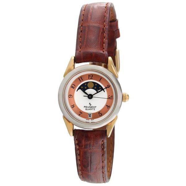 Peugeot Vintage 546L Slim Copper Decorative Moon Watch