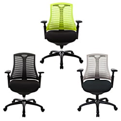 At The Office 10 Series Mid Back Chair