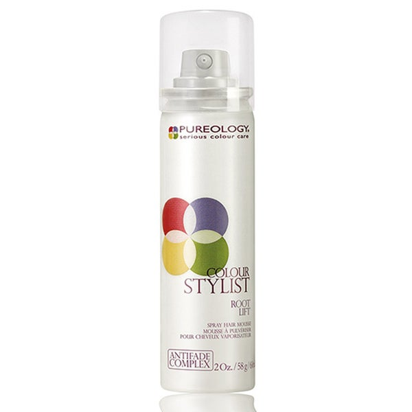 Pureology Colour Stylist Root Lift Spray 2-ounce Hair Mousse