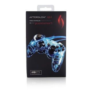 AFTERGLOW AP.1 Wired Controller for PlayStation 3 (Blue)