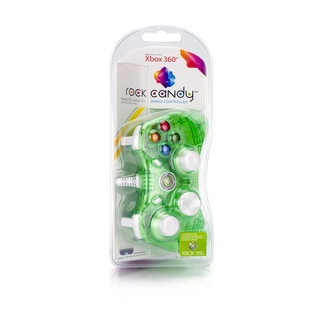 Rock Candy Xbox 360 Controller (Green)