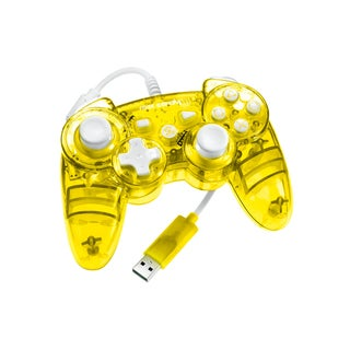 Rock Candy PS3 Wired Controller (Yellow)