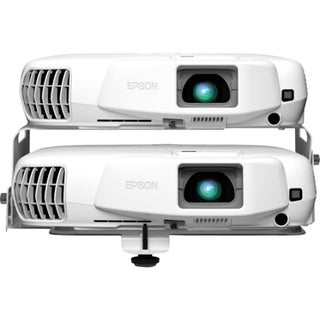 Epson PowerLite W16SK 3D Ready LCD Projector - 720p - HDTV - 16:10