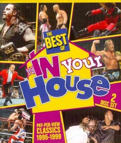The Best Of WWE In Your House (Blu-ray Disc)