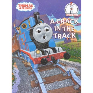 A Crack in the Track: A Thomas the Tank Engine Story (Hardcover)