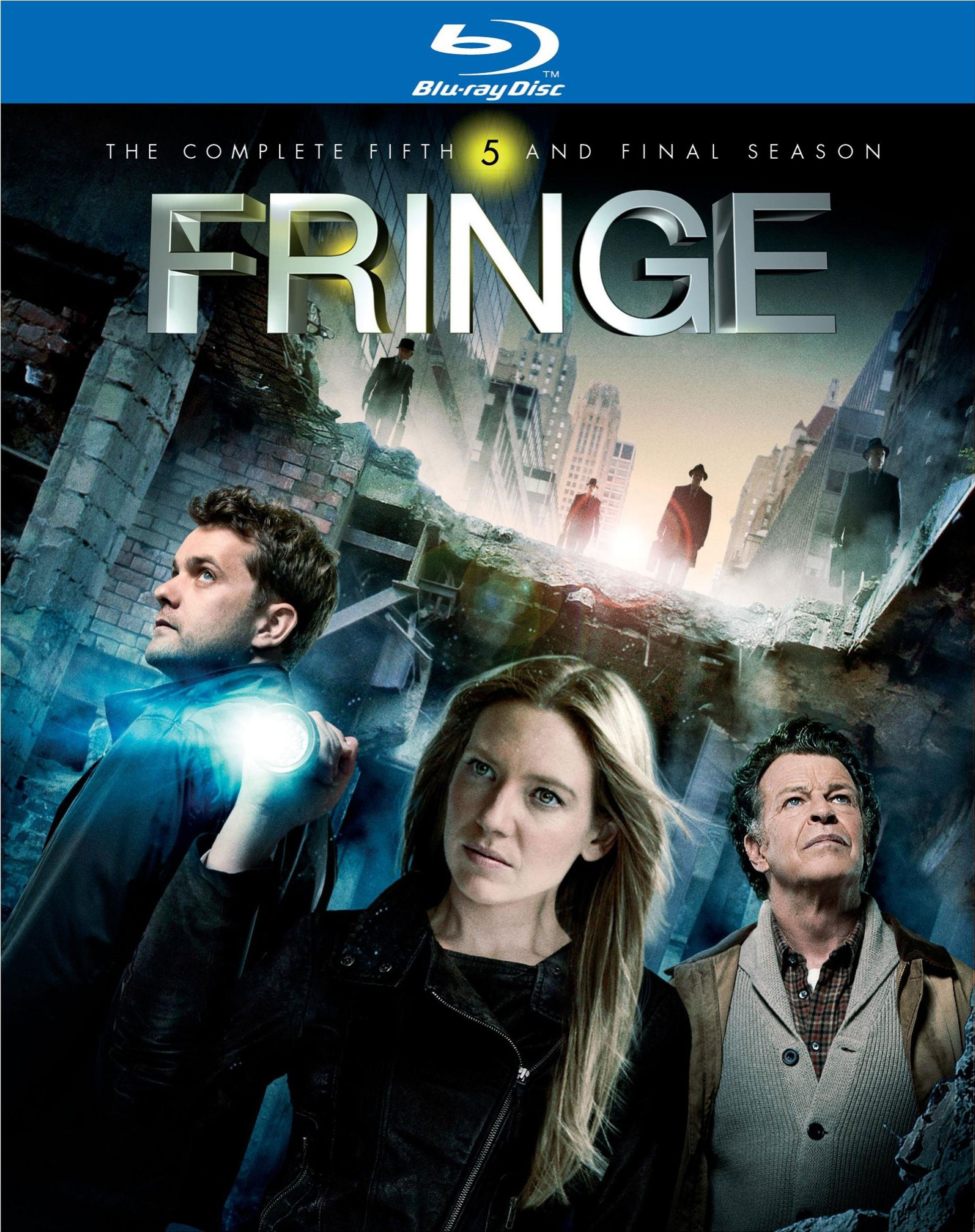 Fringe: The Complete Fifth Season (Blu-ray Disc)