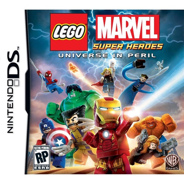 Nintendo DS - LEGO Marvel Super Heroes 10578939