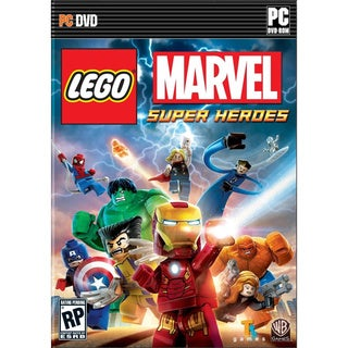 PC - LEGO Marvel Super Heroes