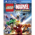 PlayStation Vita - LEGO Marvel Super Heroes