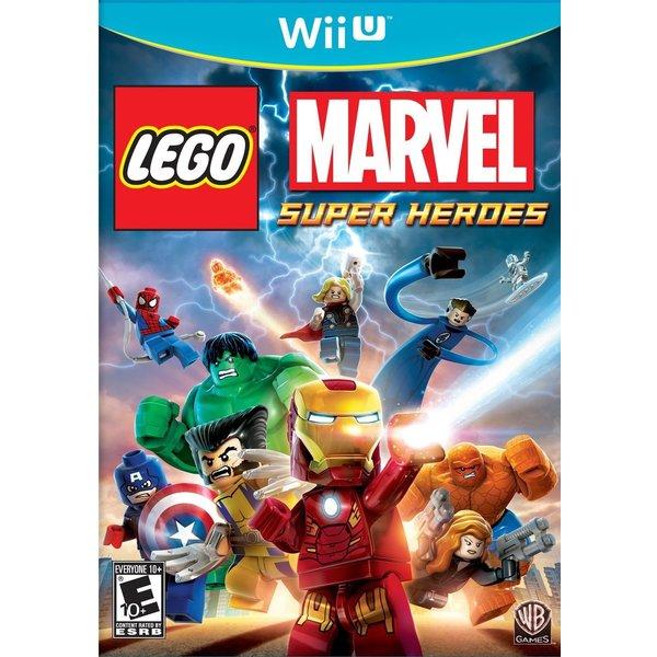 Wii U - LEGO Marvel Super Heroes 10578943