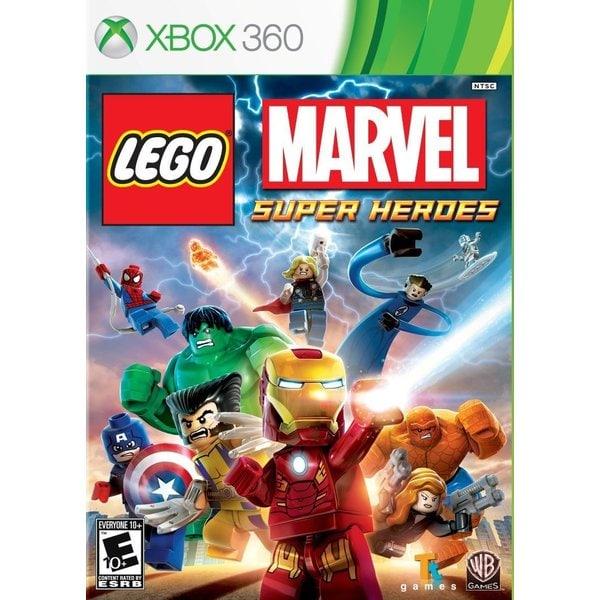 Xbox 360 - LEGO Marvel Super Heroes 10578944