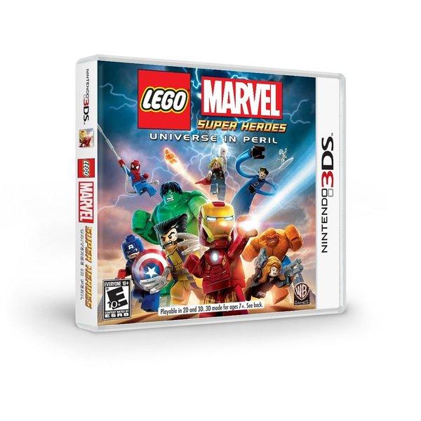 Nintendo 3DS - LEGO Marvel Super Heroes 10578945