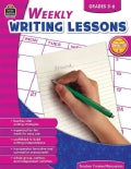 Weekly Writing Lessons: Grades 5-6 (Paperback)