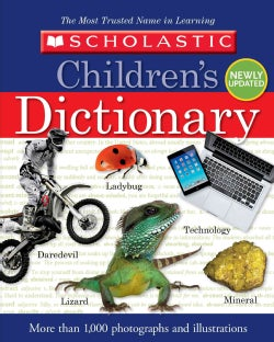 Scholastic Children's Dictionary (Hardcover)