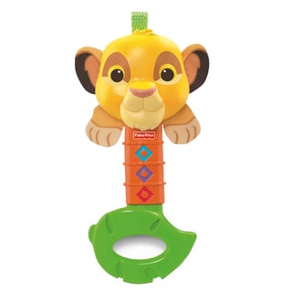 Fisher-Price Disney Lion King Rattle/ Teether