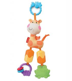 Fisher-Price Giraffe Stroller Chimes Toy