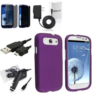 BasAcc Case/ Screen Protector/ Chargers for Samsung� Galaxy S3