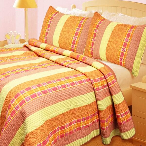 Summer Paradise 3-piece Quilt Set