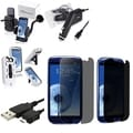 BasAcc Case/ Screen Protector/ Cable/ Mount for Samsung Galaxy S3