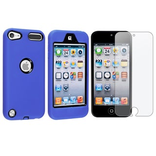 BasAcc Hybrid Case/ Screen Protector for Apple iPod Touch Generation 5