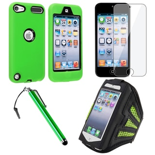 INSTEN iPod Case Cover/ Protector/ Armband for Apple iPod Touch Generation 5/ 5S