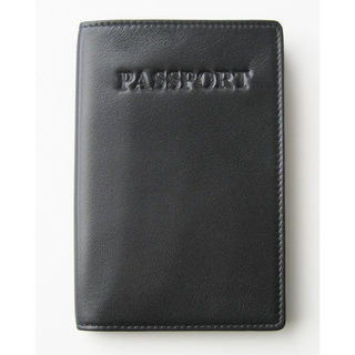 Premium Leather Passport Case