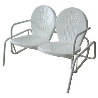 AmeriHome Double Seat Glider