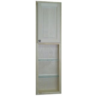 Baldwin 72 Inch Natural Recessed Pantry Storage Cabinet 15086859 Shopping