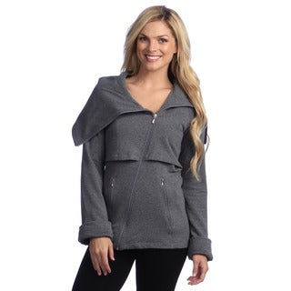 Anatomie Women's 'Lady Lugano' Grey Terry Jacket
