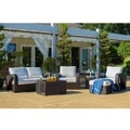 Settina Six-piece Outdoor Furniture Set by Sirio