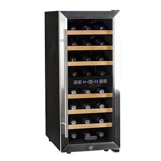 Koldfront 24 Bottle Dual Zone Wine Cooler