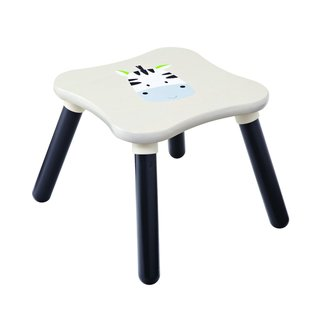 Wonderworld Toys Zebra Stool