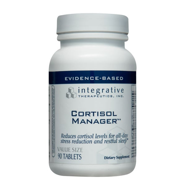 Cortisol Manager (90 Tabs)